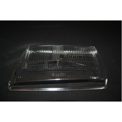 Headlamp glass left Original BOSCH